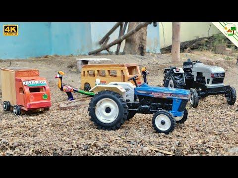 Toy Tractor EICHER