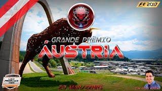 F1 2017 PRORACE | ÁUSTRIA GP  | PS4 LENDA | ETAPA 05 DE 08 | NARRAÇÃO RÉGIS MORENO