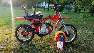 $20 Honda Xr 80 Restoration!!!