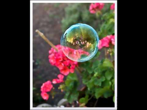 partition chanson une bulle vole