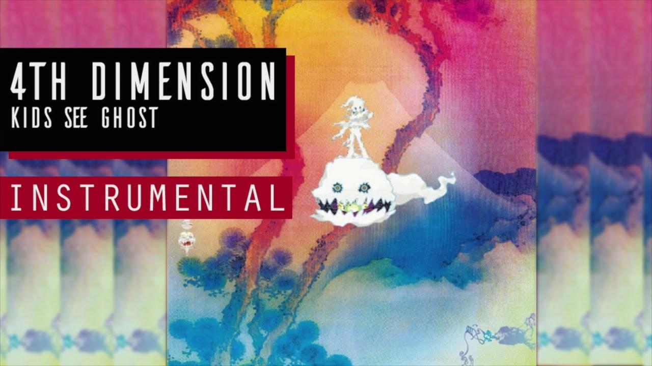 Kanye West Kid Cudi 4th Dimension Instrumental Kids See Ghosts Youtube