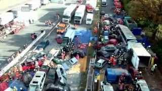 Katastrophe im Sandsturm - Der Massen-Unfall auf der A19 Teil 3/3