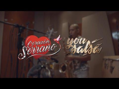 You Salsa – Como Se Perdona ft. Corazón Serrano (Video Oficial)