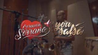You Salsa - Como Se Perdona ft. Corazón Serrano (Video Oficial)