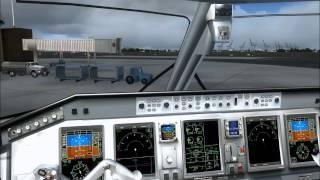 Wilco E-Jets v2 Embraer 175 First Flight