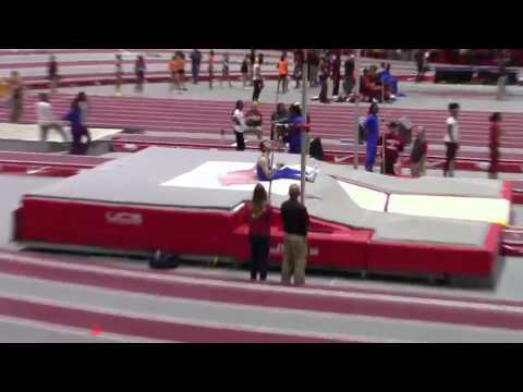 Florida Track and Field Aaron Owens Pole Vault 2017 Razorback