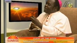 Corruption Is The Only Thing That Works - Bishop Kukah Pt.2
