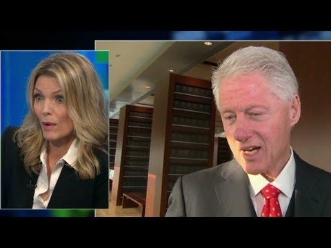 How Bill Clinton inspired Michelle Pfeiffer's vegan diet