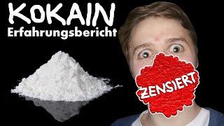 Kokain - Mein erstes Mal - Erfahrungsbericht