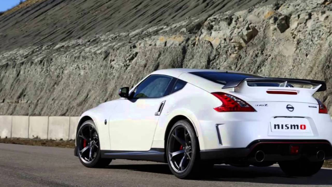 2017 Nissan 370Z NISMO Redesign Cost Specs Review - YouTube