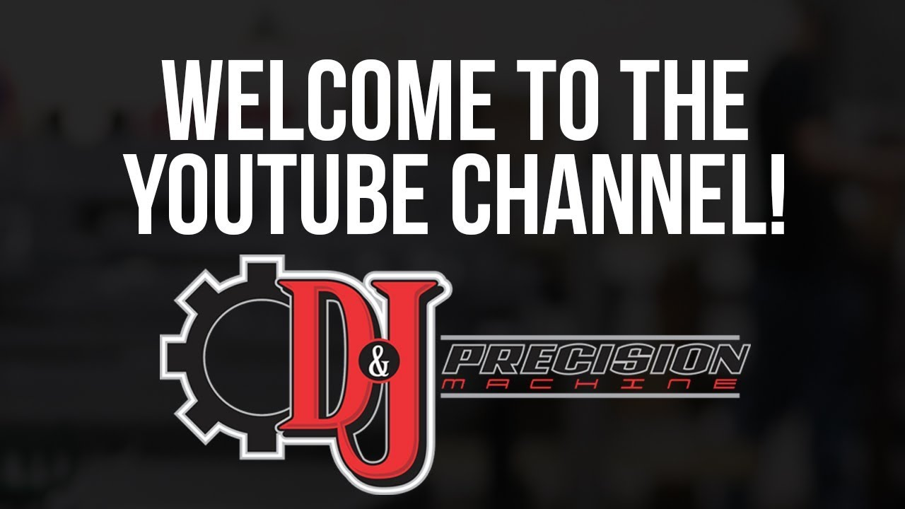 Channel Trailer - D&J Precision Machine