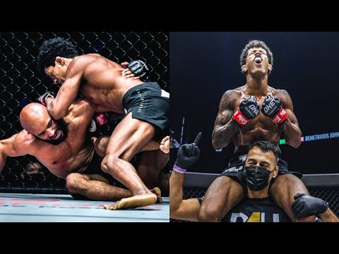 UPSET OF THE YEAR? Adriano Moraes vs. Demetrious Johnson SHOCKED THE🌍