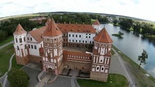 видео Путешествие по солнечной Беларуси