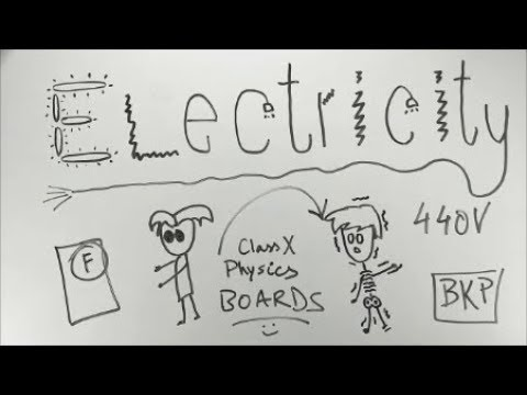 Electricity - ep01 - BKP | class 10 physics in hindi | science chapter 12 |  cbse boards explanation