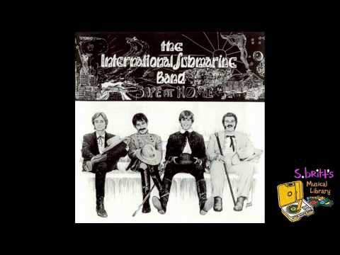"Gram Parsons' International Submarine Band ""A Satisfied Mind"""