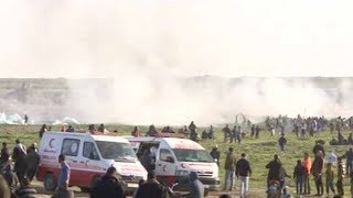 2 Palestinians killed in clashes with Israeli troops