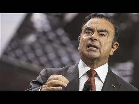 Carlos Ghosn: Legacy of Nissan and Renault Savior Takes a U-Turn Mp3