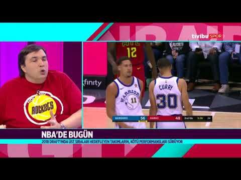 NBA'de Bugün (Kaan Kural, Niko Yenibayrak) 9 Mart