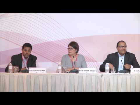IPS-CFE Conference On The Future Economy Of Singapore: Dialogue Session with CFE Members