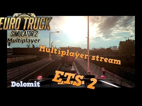 euro truck simulator 2    multiplayer...
