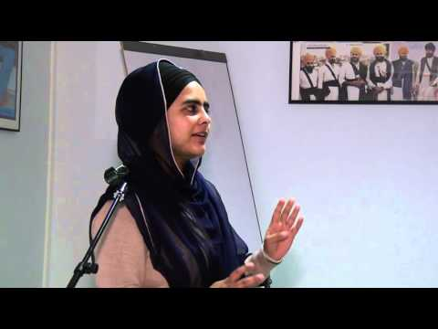 Bibi Mandeep Kaur Khalsa UK. Welcome to Punjab Channel.TV