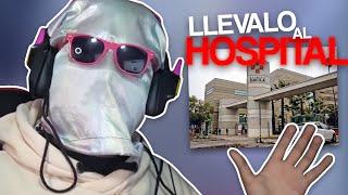 LLÉVATELO PARA EL HOSPITAL