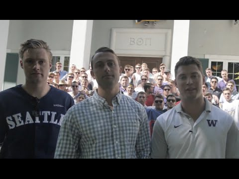 Trending Houses : Beta Theta Pi – The University of Washington