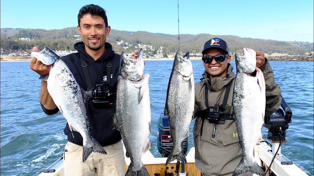 EPIC King Salmon Fishing!!!