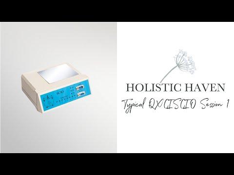 Typical QXCISCIO Session 1 - Holistic Haven