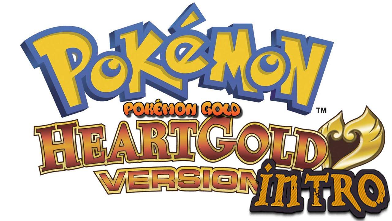 Pokemon Gold Logo Transparent Background Images
