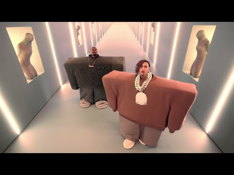 "[VIDEO] - Kanye West & Lil Pump ft. Adele Givens - ""I Love It"" (Official Music Video) 2"