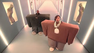 Скачать Kanye West Lil Pump Ft Adele Givens I Love It Official Music Video