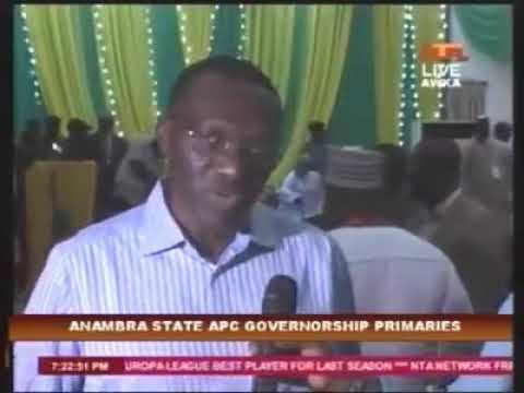BIAFRA ANDY UBA PRAISING ANAMBRA APC. PRIMARY ELECTION THINKING HE WOULD WIN. AFTER HE LOST HE WANTS