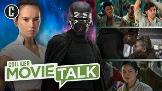 "JJ Abrams Responds to Rise of Skywalker Critics: ""They're Right"" - Movie Talk"