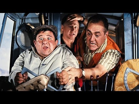 Mad Mad World: Mickey Rooney, Buddy Hackett Hilarious