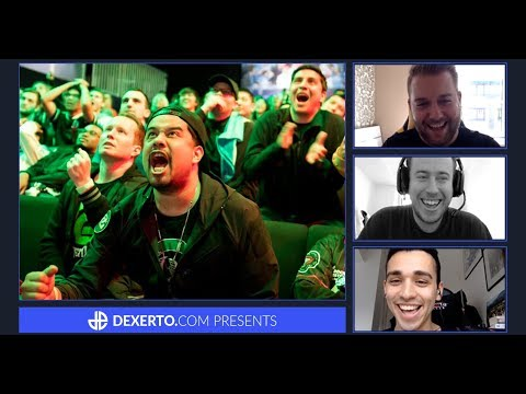 H3CZ Interview On OpTic's Fans, Challenges Of Expansion Into More Esports | Dexerto Talk Show #1