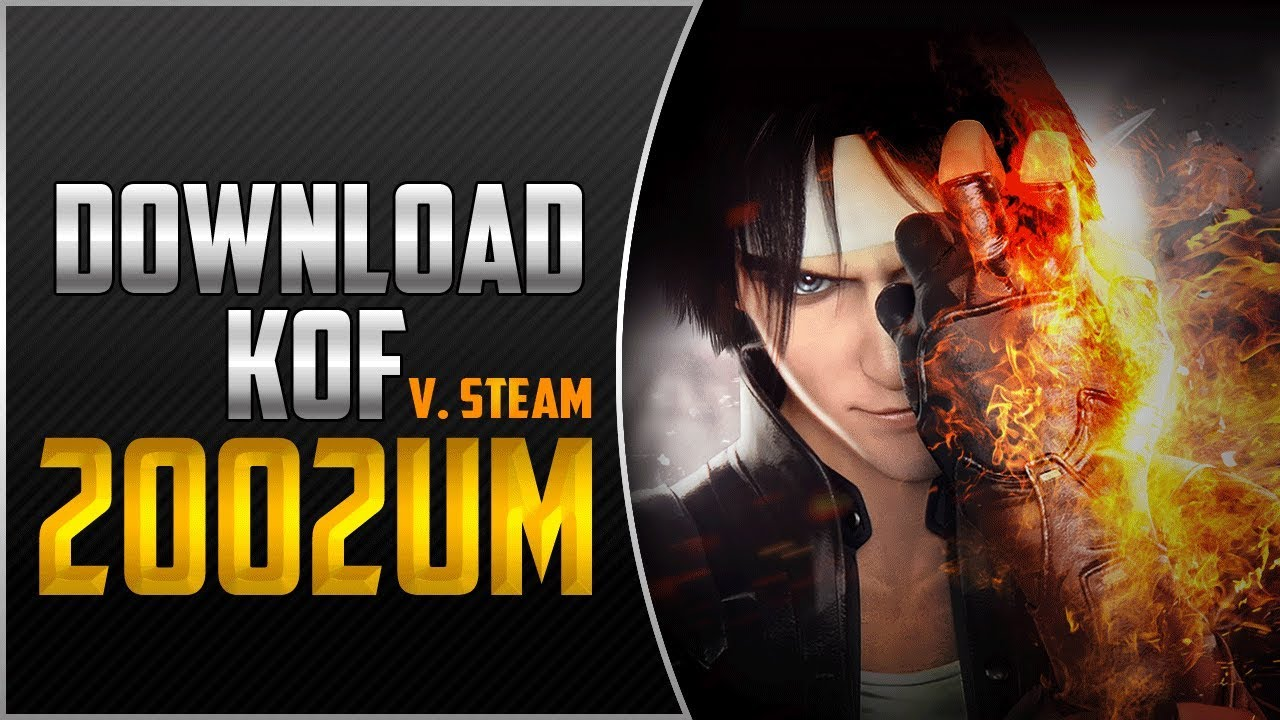Download The King Of Fighters 2002 Unlimited Match No Steam