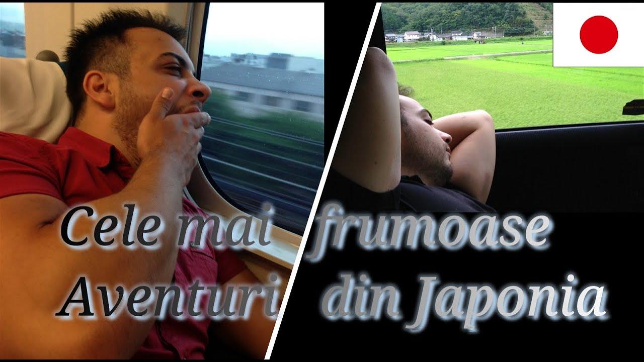 Cele mai frumoase experiente din Japonia!