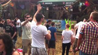 """Ante Perry Live @ Feier Rhein Treibgut 9.7.11 - """"Human you"""" HD"""