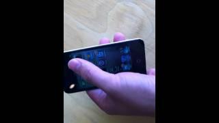 아이폰4로 찍은 새아이팟터치 4세대 동영상 리뷰 HD