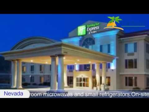 Holiday Inn Express Hotel & Suites Carson City - Carson City Hotels, Nevada