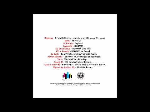 DJ Buchi Steve - Bitch Better Have My Money [ Afro-Mix ]