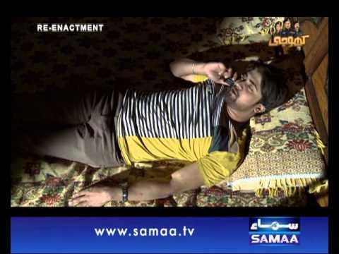 Khoji, 27 March 2015 Samaa Tv