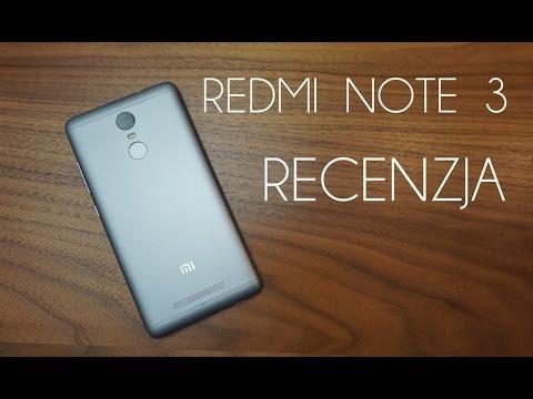 Xiaomi Redmi Note 3 - test, recenzja #21 [PL]