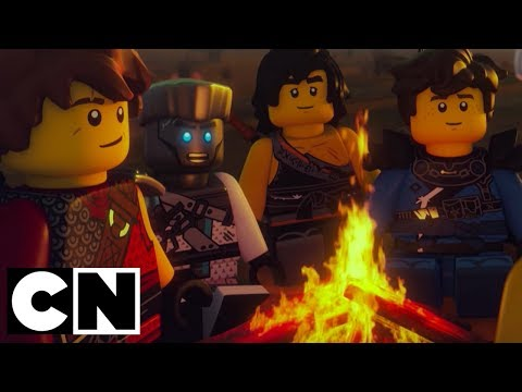 LEGO Ninjago: Masters of Spinjitzu | The Glided Path | Cartoon Network