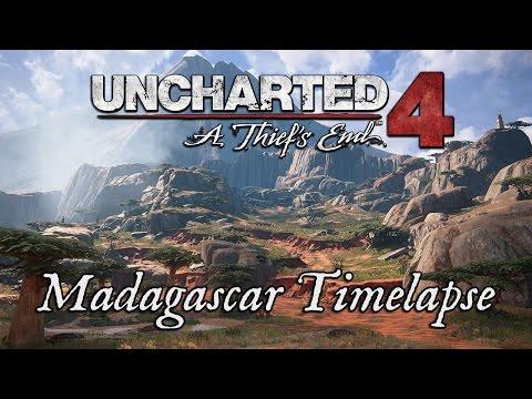 Uncharted 4 Madagascar Timelapse