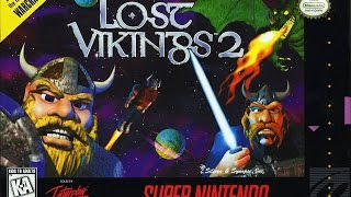 SNES Lost Vikings 2 Video Walkthrough