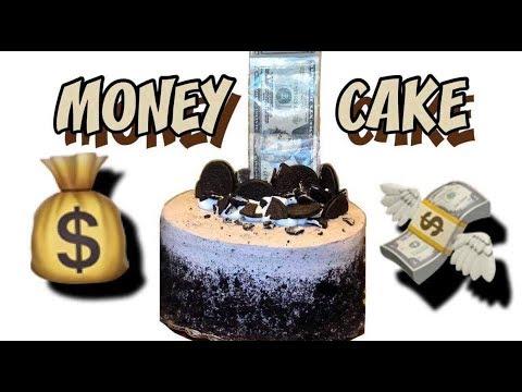 Money Cake Easiest Way To Make A Money Cake