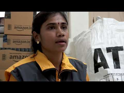 Women only courier service in Chennai