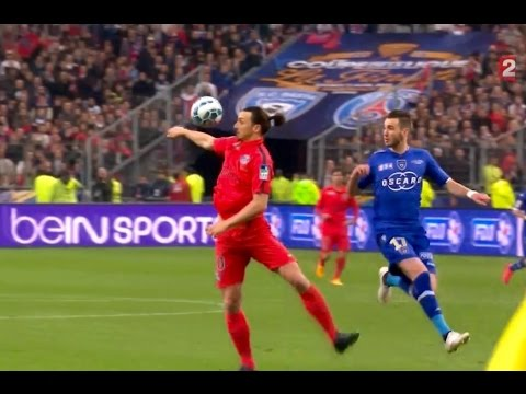 Bastia psg 0 4 tout les buts finale coupe de la ligue 2015 youtube - Billet coupe de la ligue 2015 ...